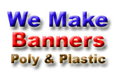 We Make Banners